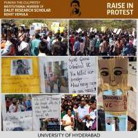 A scholar made of stardust: Why we must never forget Rohith Vemula
