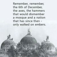 India - Why We Remember 6 December