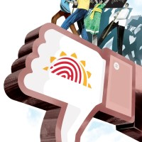 Aadhaar Operator's Biometrics Stolen & Misused, UIDAI Documents Prove