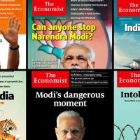 The Economist - 'Modi's sectarianism eroding India's secular democracy'