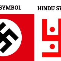 Nazi symbol shared as Hindu symbol 'Swastika' disrespected on anti-CAA poster