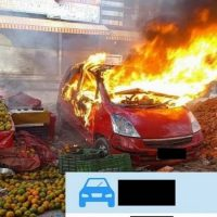 Delhi Riots - Can an App Let Rioters Identify Cars Belonging to Muslims?