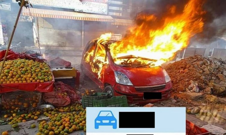Delhi Riots – Can an App Let Rioters Identify Cars Belonging to Muslims?