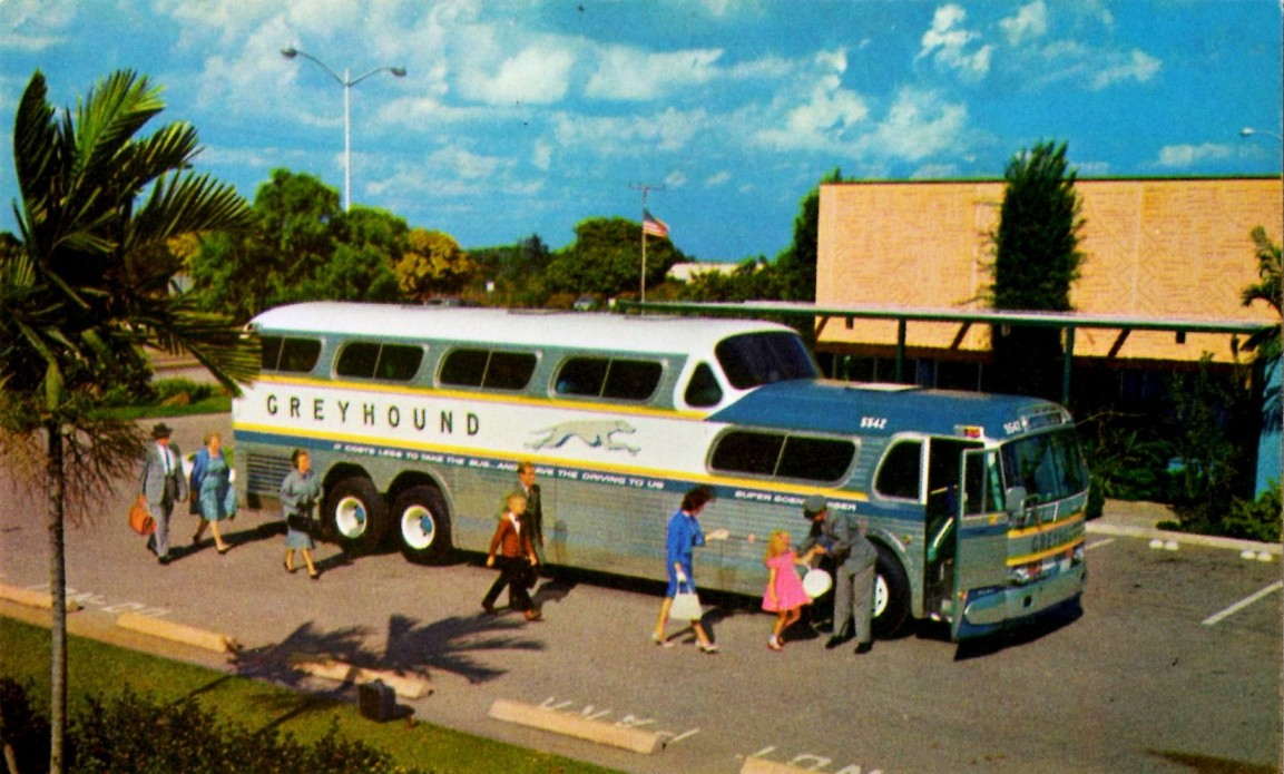 Picture of a bus from 1962
