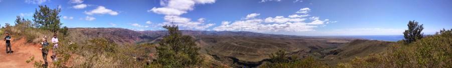 Wide Canyon Shot