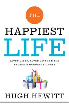 Book cover of The Happiest Life