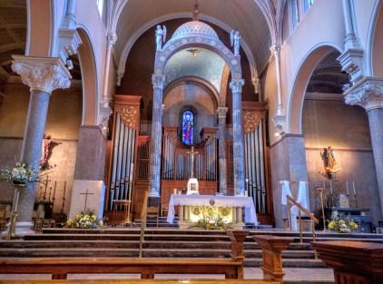 High altar of Whitefriar