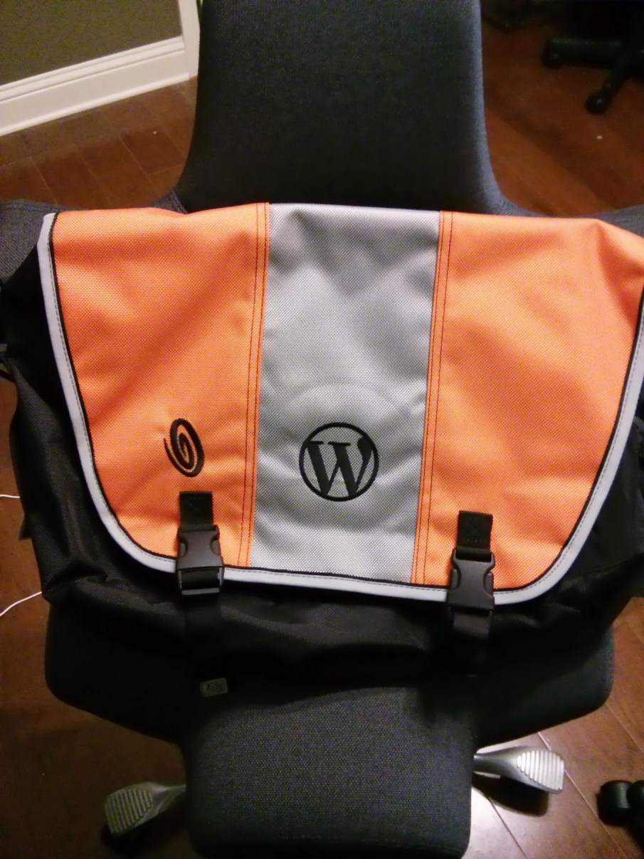 WordPress Timbuk2