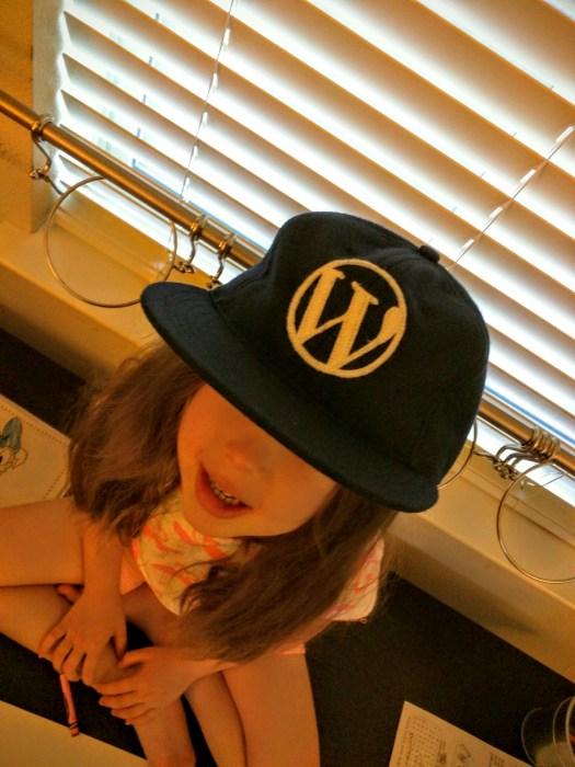 WordPress Hat by Freedom Zero