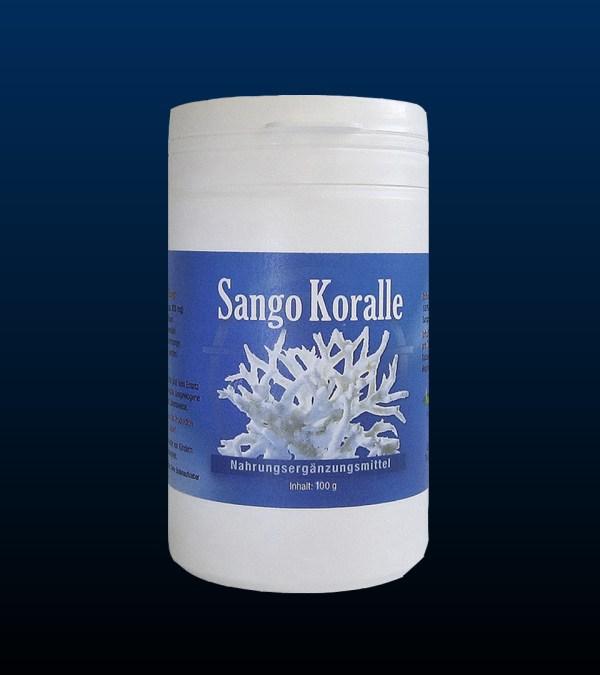 Kraftaverk UMH Sango Trace Mineral Powder Supplement