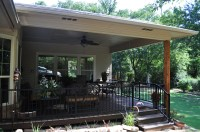 Covered Patio & Sunroom Addition - Denton, Texas
