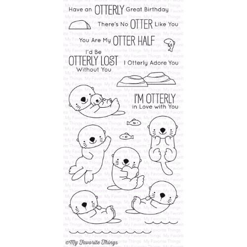 MFT Otterly Love You
