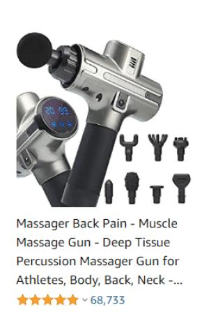 Hardnex Massage Gun Review 2021