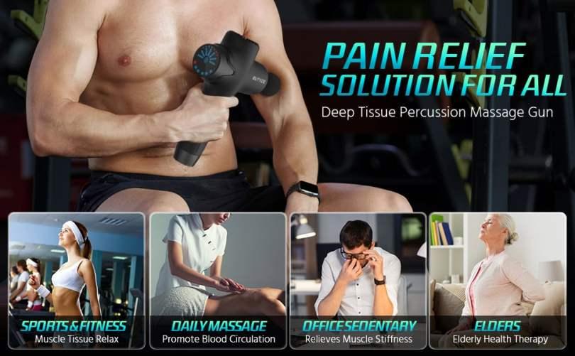 Butyce Massage Gun Reviews 2021