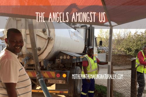 The Angels Amongst Us