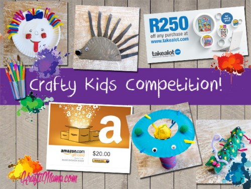 Crafty Kids Competition!