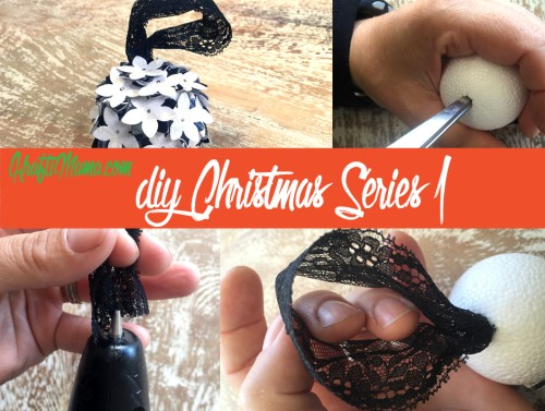 DIY Christmas #1: Flower Bulb