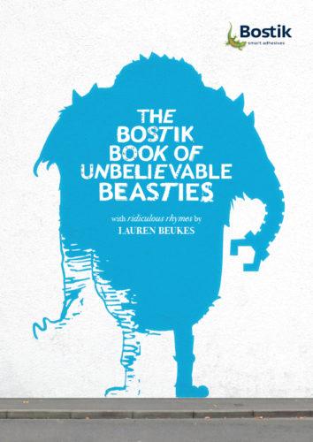 Bostik Book of Unbelievable Beasties, Lauren Beukes, KraftiMama