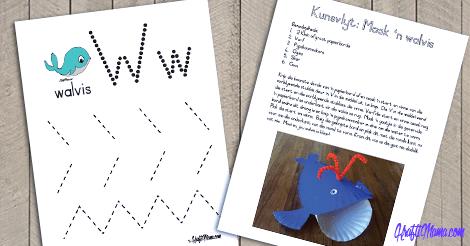 W- Werkboekie Voorbeeld Verniet !!