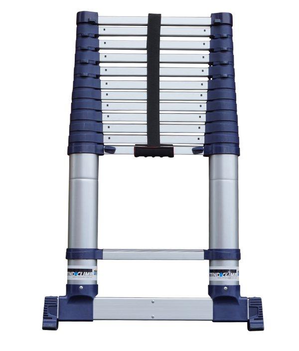 Xtend Climb proseries S2 3.8m teleskopiskas kāpnes 1