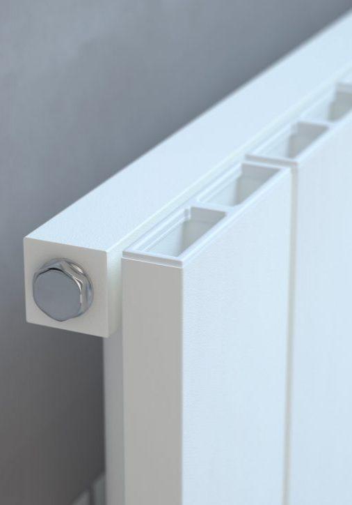 Balts vertikālais radiators 1800x280 2