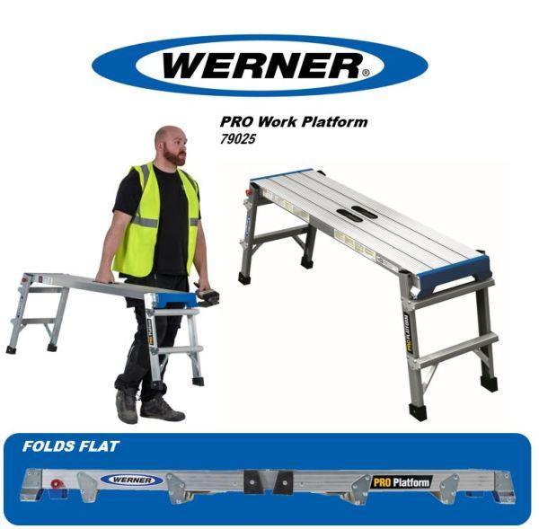 Werner Pro- darba platforma 1