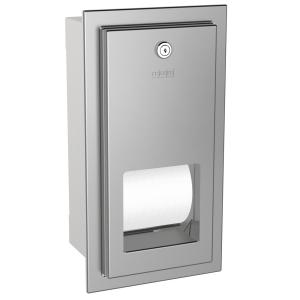 FRANKE iebūvējamais tualetes papīra turētājs 3