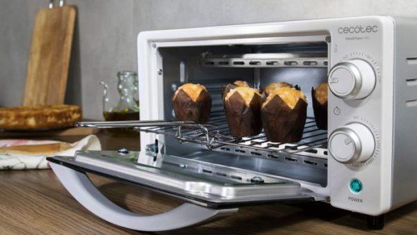 Elektriskā krāsns Cecotec Bake'n Toast 490 1