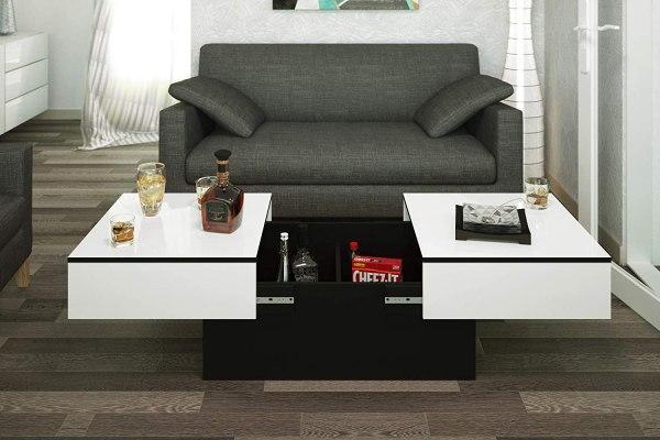 BERLIOZ AMELIE kafijas galdiņš 1