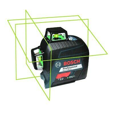 BOSCH GLL 3-80G zaļais līnijlāzeris 3