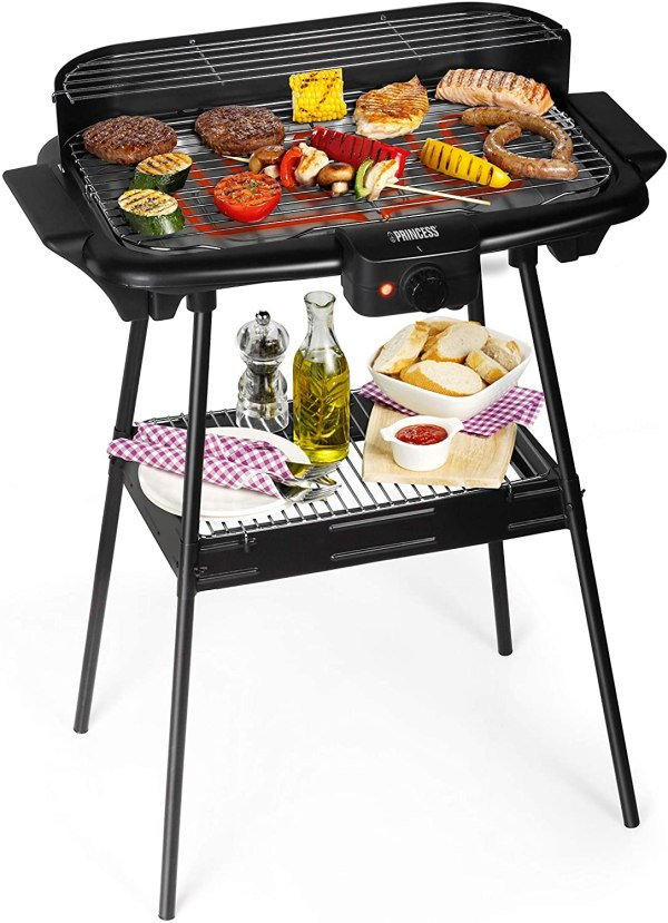 Princess 112247 - Elektriskais grills 1