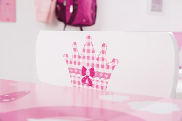 ROBA bērnu mēbeļu komplekts, rozā. 2