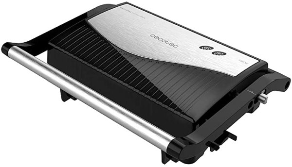 Cecotec ROCK'NGRILL 750 FULL OPEN grills 3