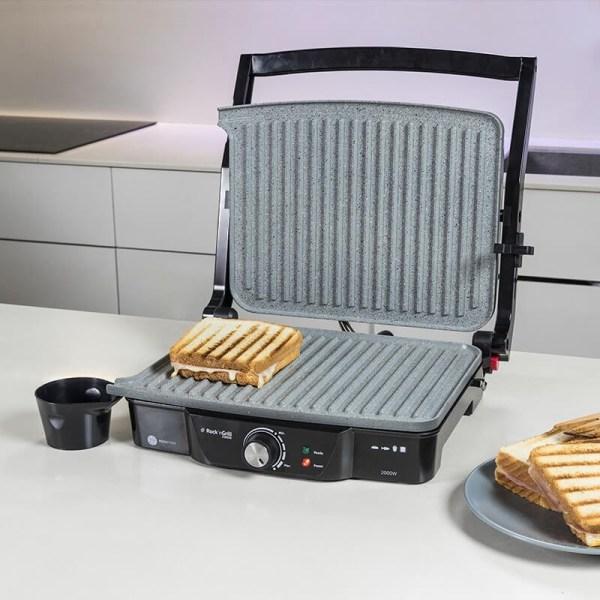 Cecotec Rock'nGrill 2000W grills 3