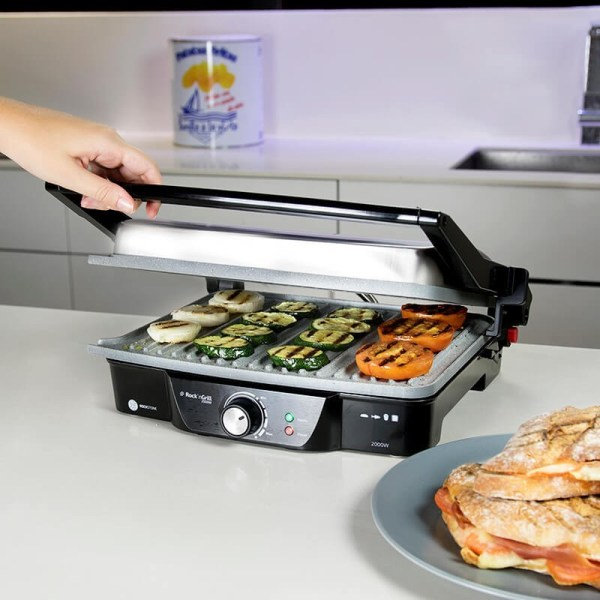 Cecotec Rock'nGrill 2000W grills 1