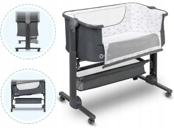 Lionelo Timon saliekama bērnu gulta 3-1 3
