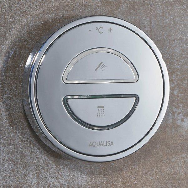 Aqualisa Unity Q termostata wifi duša 4
