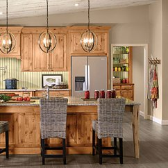 Alder Kitchen Cabinets Clear Cabinet Knobs Rustic In Natural Kraftmaid X