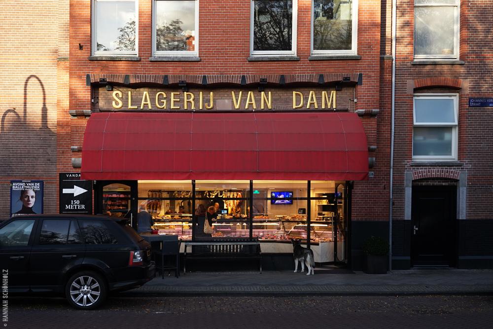 Amsterdam / Foto: Hannah Schönholz