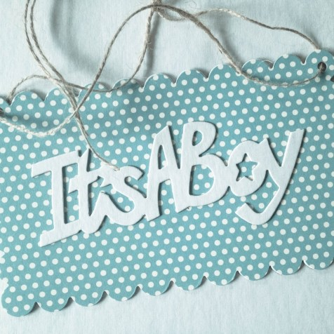 library_babyshower_sign