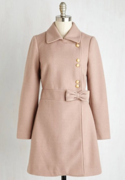 Crushing on this color - Soft pink clothes for Fall