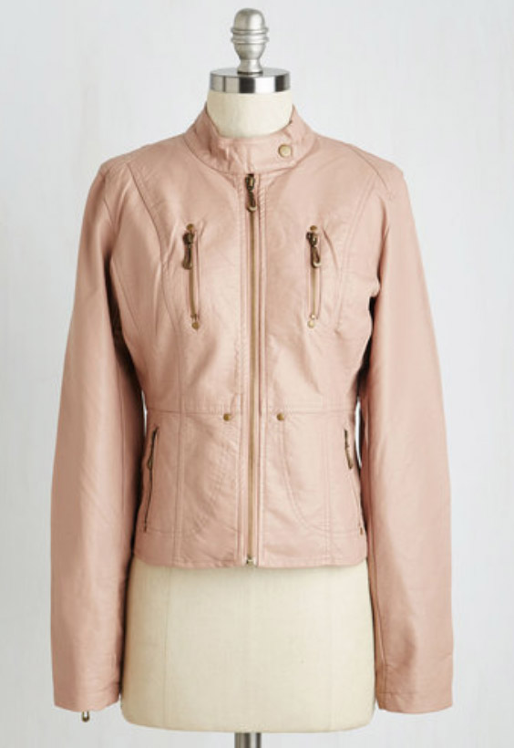 7: Faux leather jacket #modcloth #faux #leather