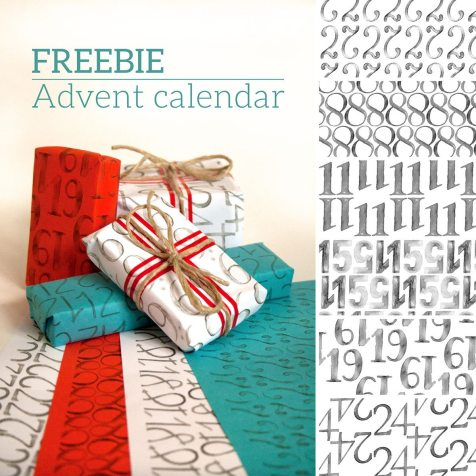 Friday Finds: Advent Calendars Roundup kraft&mint