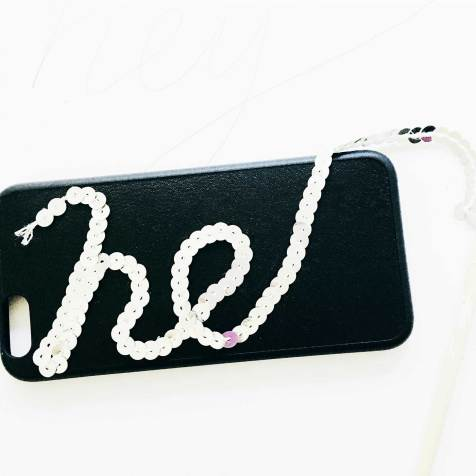 DIY iPhone Case - kraft&mint blog