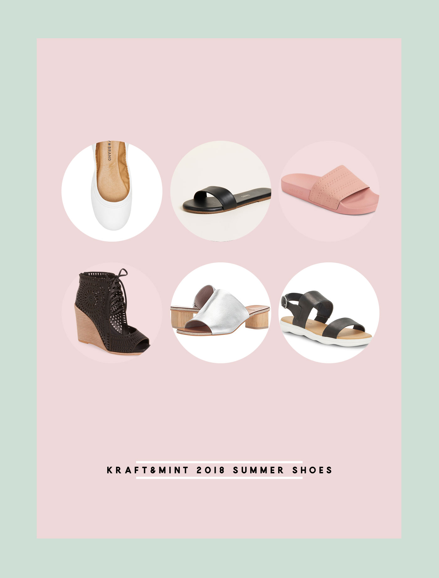 Cute Amp Practical Summer Shoes