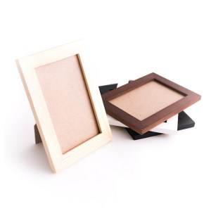 Modern Wooden Photo Frame