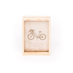 Rustic Style Double-side Frame