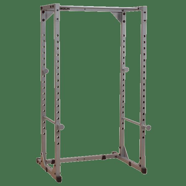 Das Power Rack PPR-200X von Body Solid lässt sich unkompliziert aufbauen.