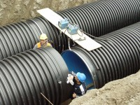 Pipe-connection with electrofusion