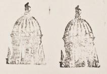 hand printed domes